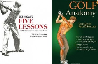 Hogan and Davies Golf Books